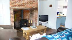 Thimble Cottage Lounge -Holiday Cottage